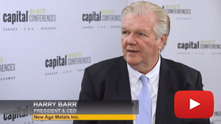 Harry Barr Interview - Capital Conference Vancouver