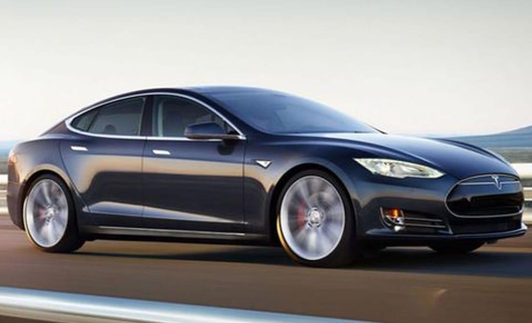 Tesla Luxury Electric Vehicle